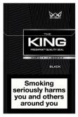 Pre-order:  3 Cartons King Black Slims