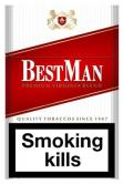 Pre-order:  6 cartons Best Man Classic Red